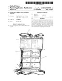 Wearable Garment with Beverage Holder diagram and image