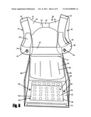 HANDS-FREE WEARABLE COMPUTER TABLET HOLDER diagram and image