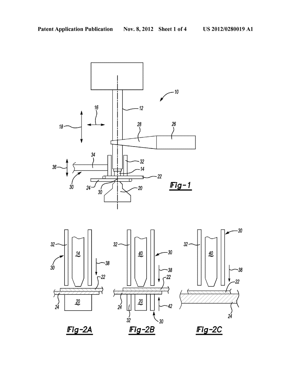 ULTRASONIC WELDING APPARATUS - diagram, schematic, and image 02