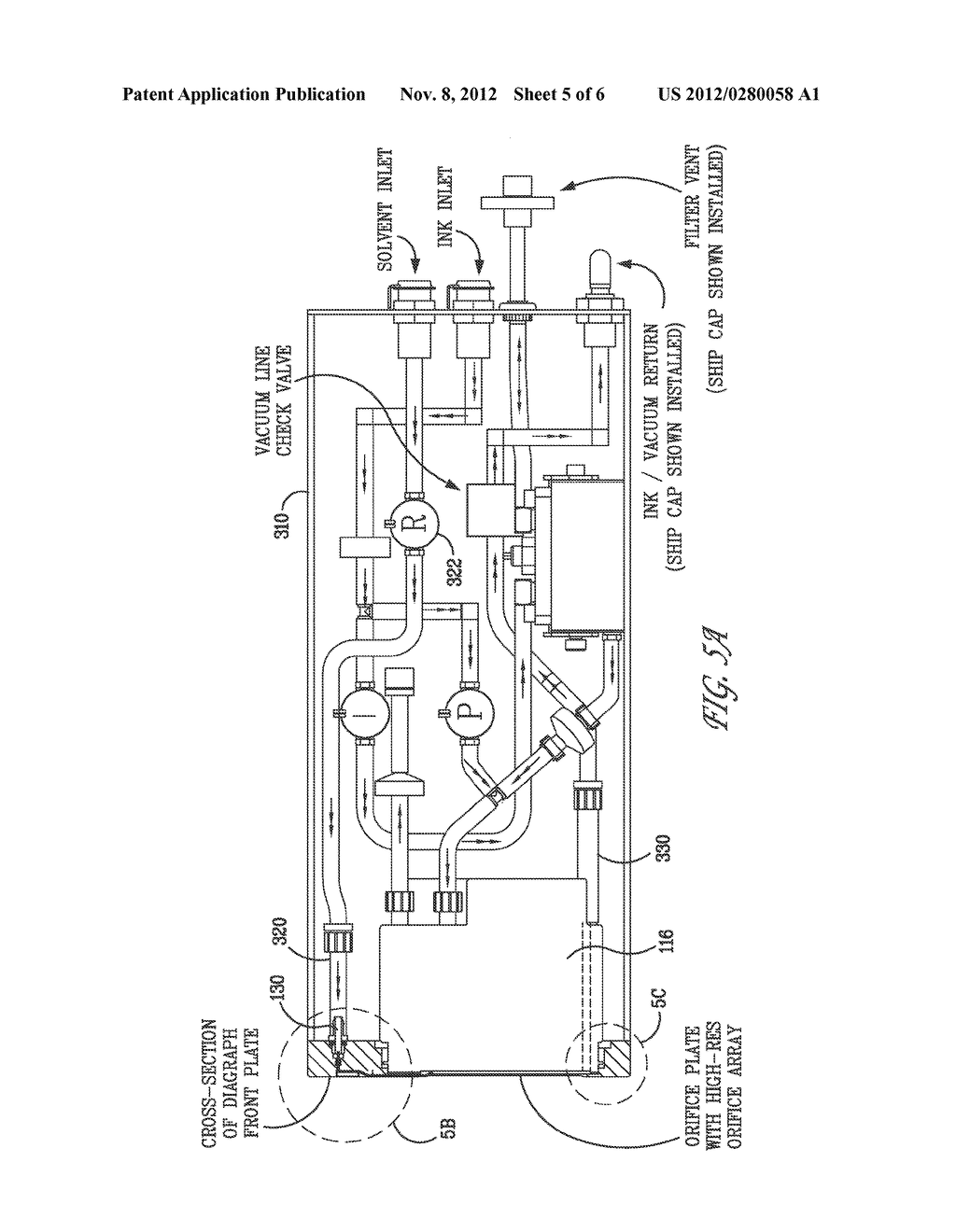 SOLVENT FLUSHING FOR FLUID JET DEVICE - diagram, schematic, and image 06