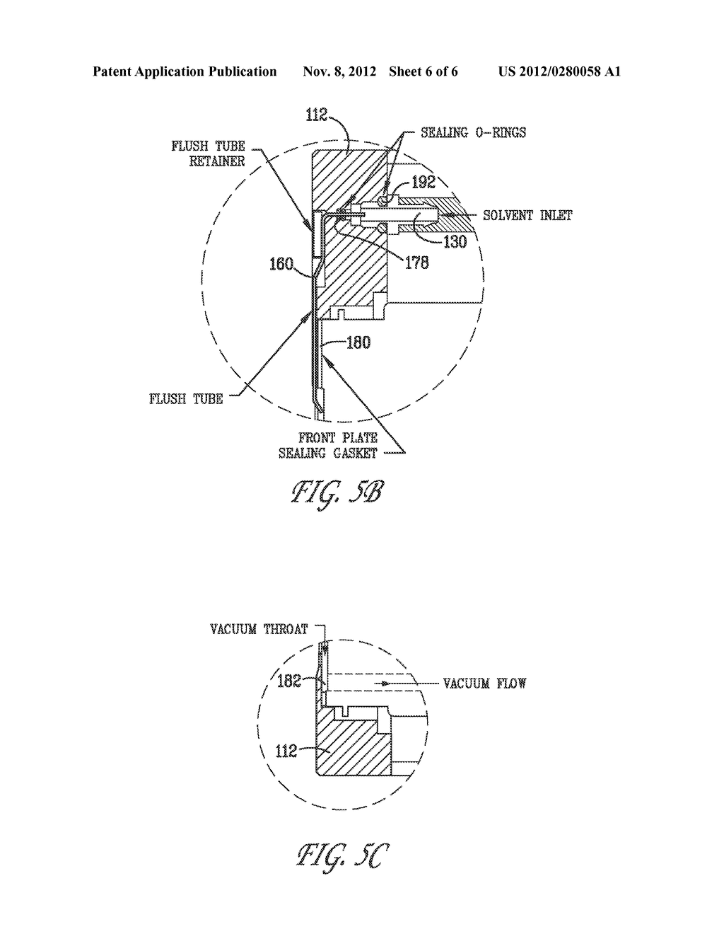 SOLVENT FLUSHING FOR FLUID JET DEVICE - diagram, schematic, and image 07