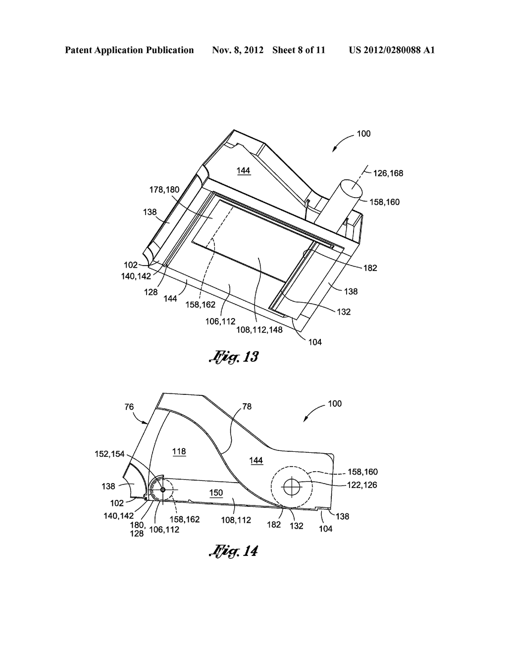 METHOD OF LAMINAR FLOW CONTROL USING A DOOR ASSEMBLY - diagram, schematic, and image 09