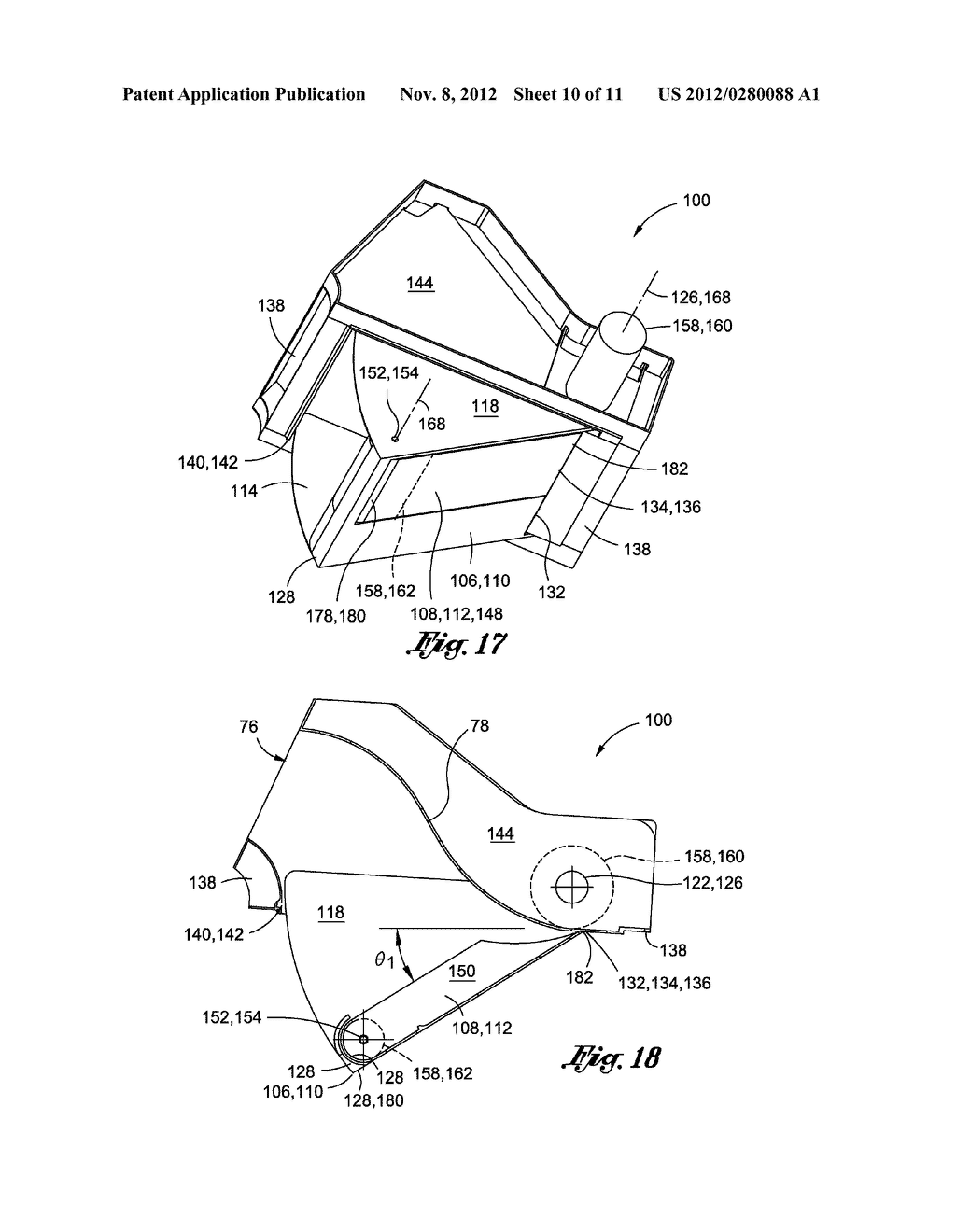 METHOD OF LAMINAR FLOW CONTROL USING A DOOR ASSEMBLY - diagram, schematic, and image 11