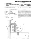 Holder for a Fire Protection Sleeve diagram and image