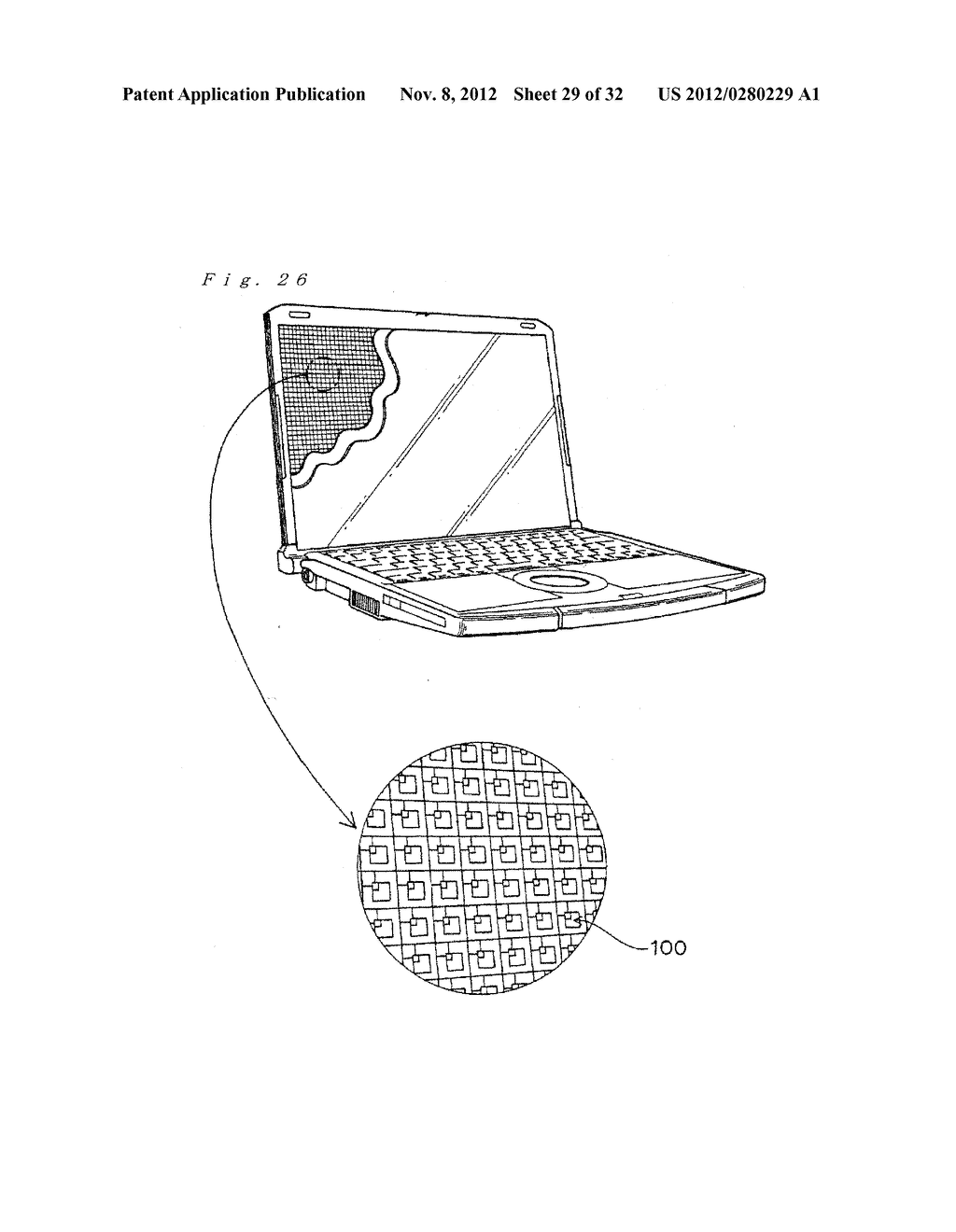 FLEXIBLE SEMICONDUCTOR DEVICE, METHOD FOR MANUFACTURING THE SAME AND IMAGE     DISPLAY DEVICE - diagram, schematic, and image 30