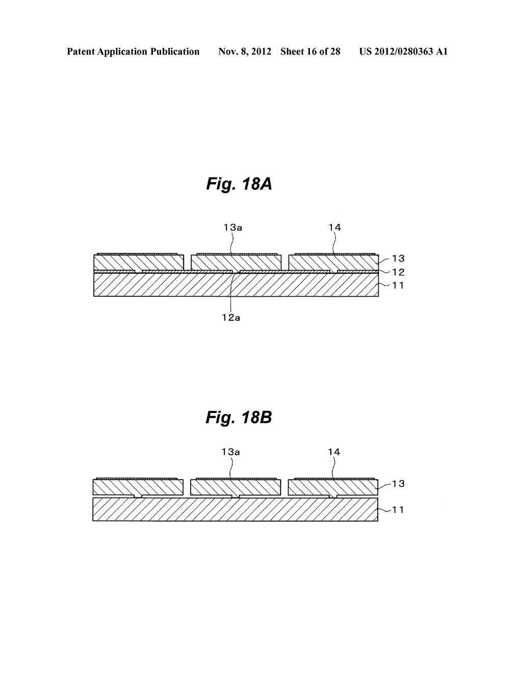 SEMICONDUCTOR DEVICE AND METHOD FOR MANUFACTURING THEREOF - diagram, schematic, and image 17