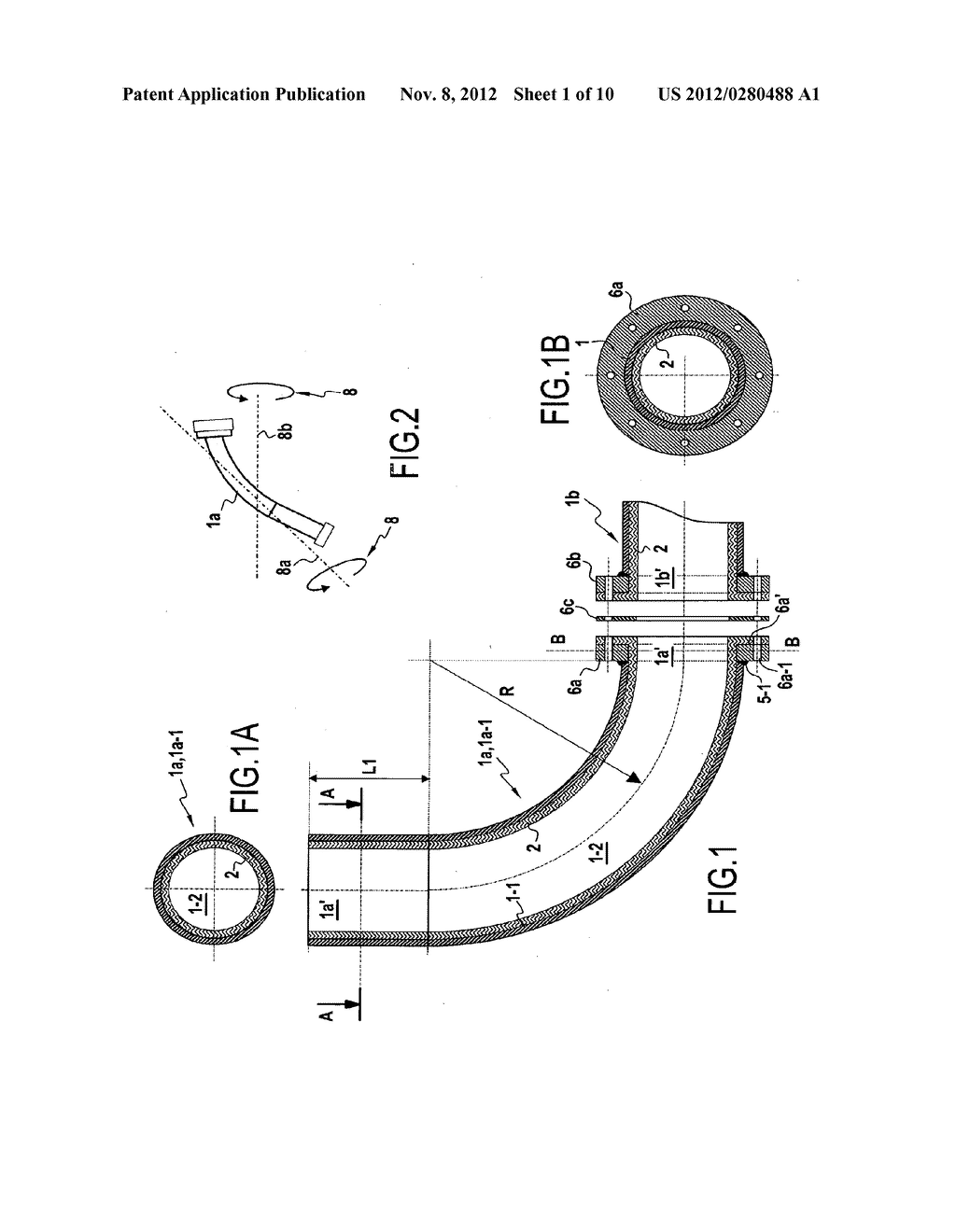 Part for connecting pipes including an internal liner, a covering method,     and a method of assembly - diagram, schematic, and image 02