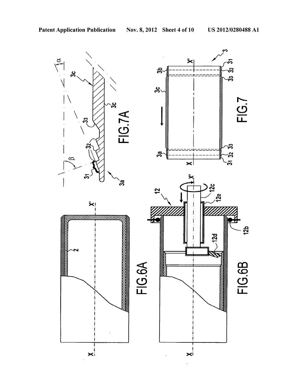 Part for connecting pipes including an internal liner, a covering method,     and a method of assembly - diagram, schematic, and image 05