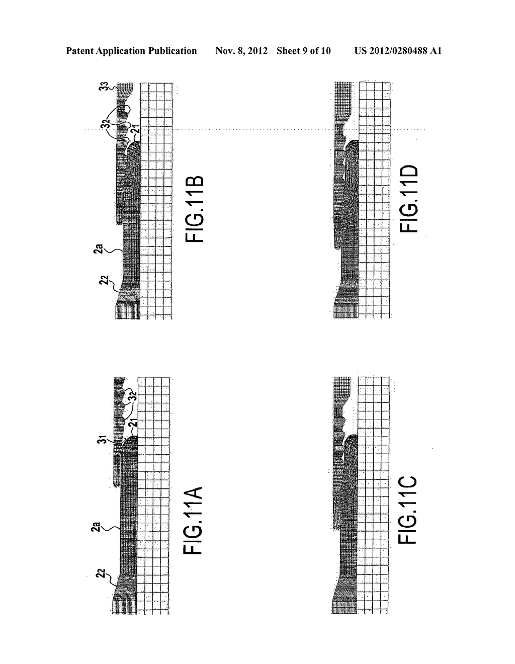 Part for connecting pipes including an internal liner, a covering method,     and a method of assembly - diagram, schematic, and image 10