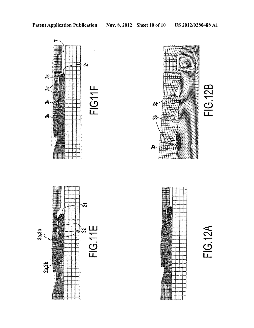 Part for connecting pipes including an internal liner, a covering method,     and a method of assembly - diagram, schematic, and image 11
