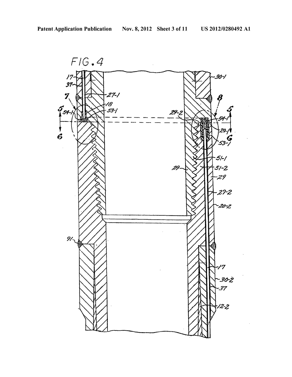 COMPOSITE DRILL PIPE AND METHOD FOR FORMING SAME - diagram, schematic, and image 04