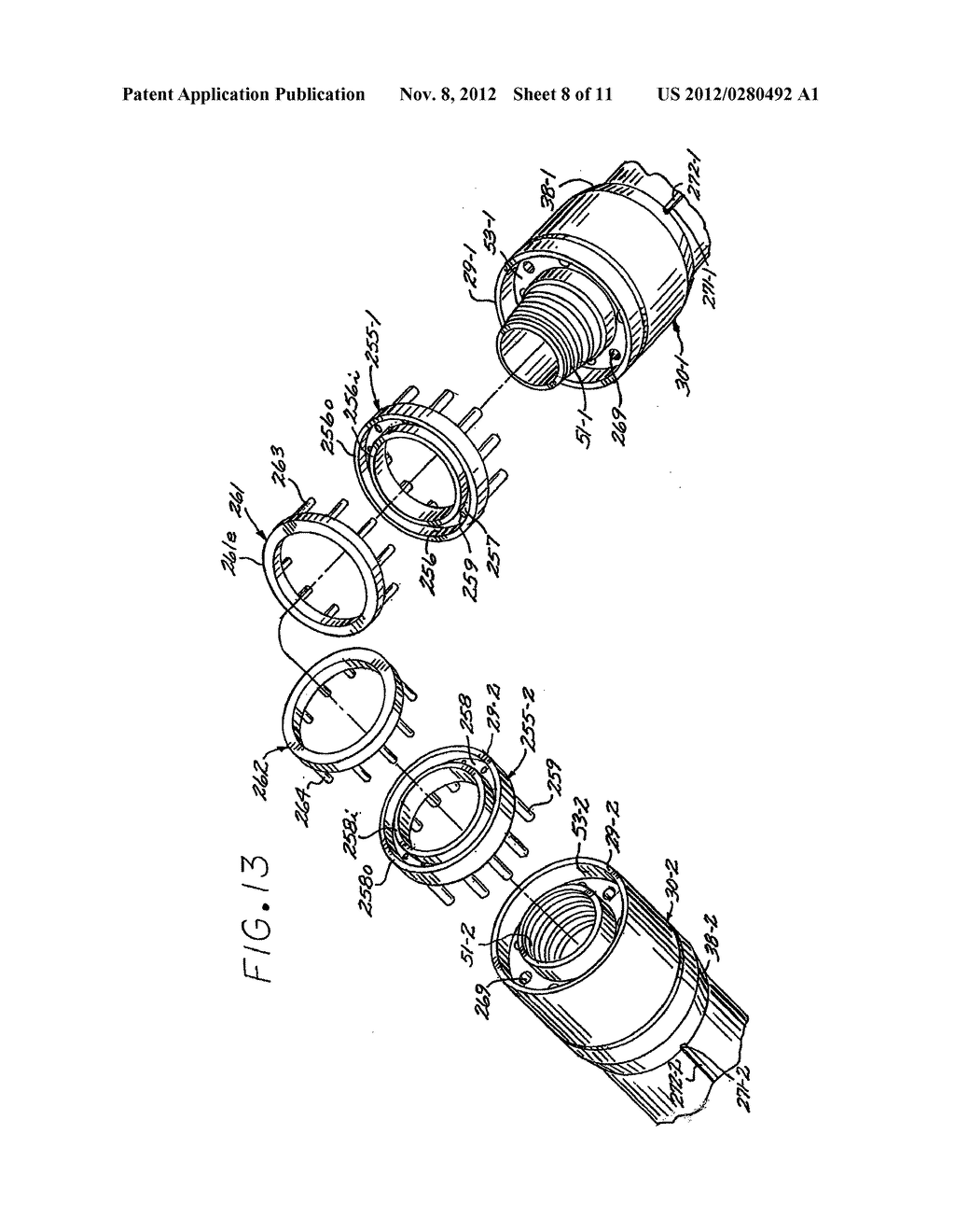 COMPOSITE DRILL PIPE AND METHOD FOR FORMING SAME - diagram, schematic, and image 09