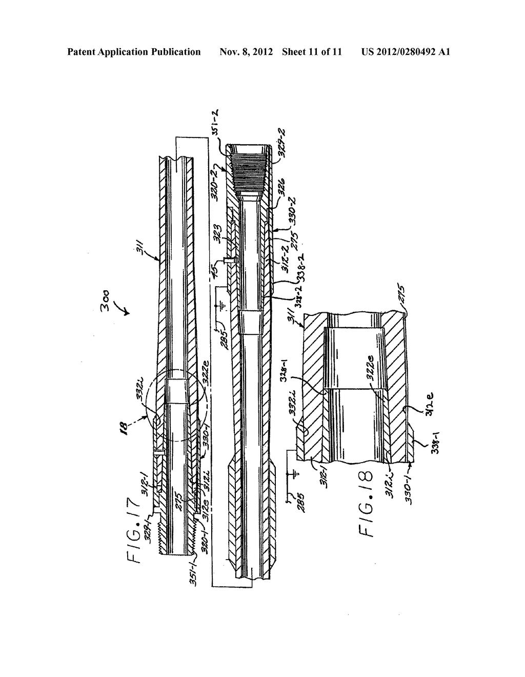 COMPOSITE DRILL PIPE AND METHOD FOR FORMING SAME - diagram, schematic, and image 12