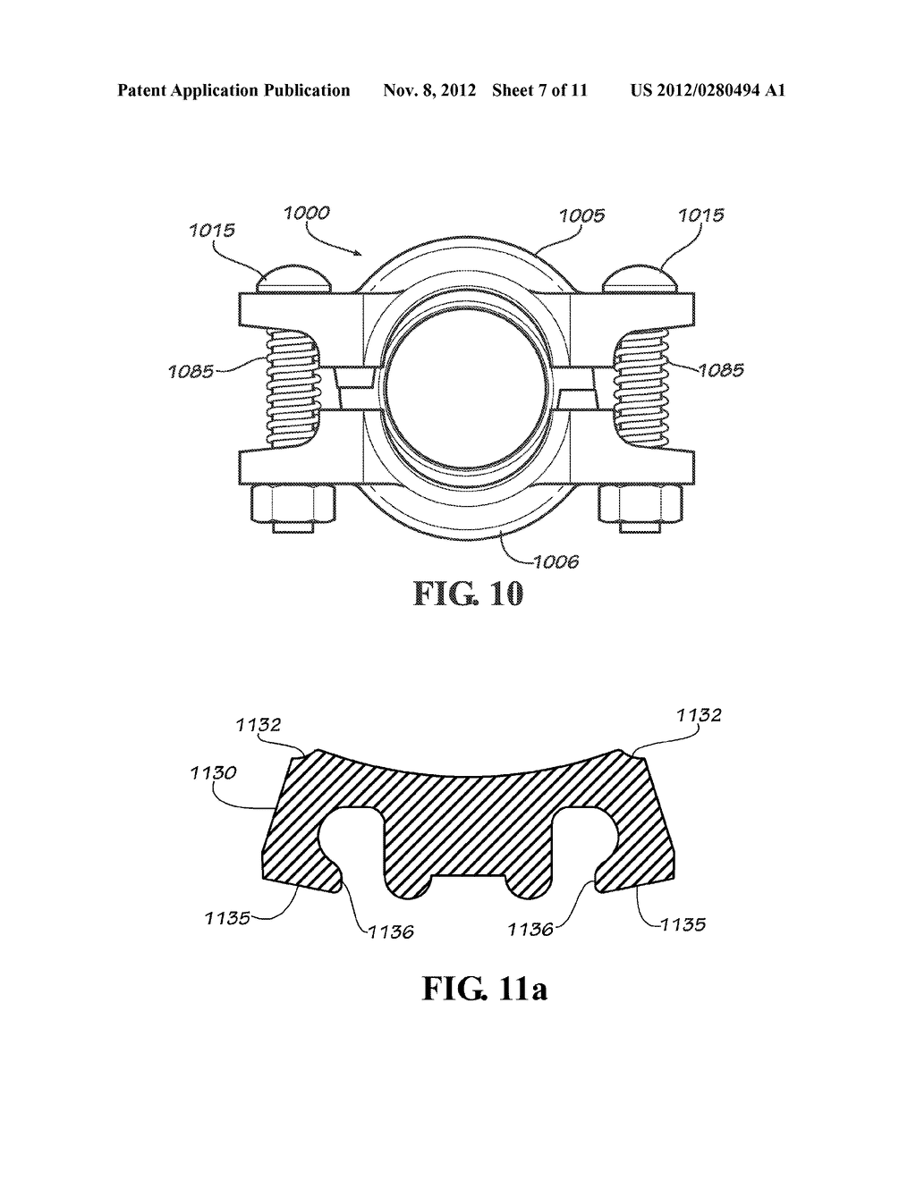 SLIP ON GROOVE COUPLING WITH MULTIPLE SEALING GASKET - diagram, schematic, and image 08