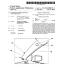 COMPRESSION FORMED TRIM PANEL WITH AUDIO DEVICE diagram and image