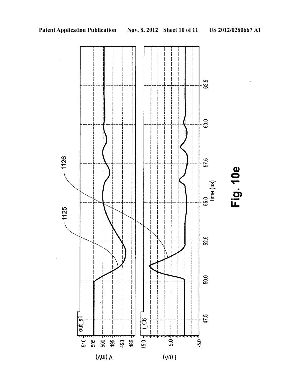 Flexible load current dependent feedback compensation for linear     regulators utilizing ultra-low bypass capacitances - diagram, schematic, and image 11