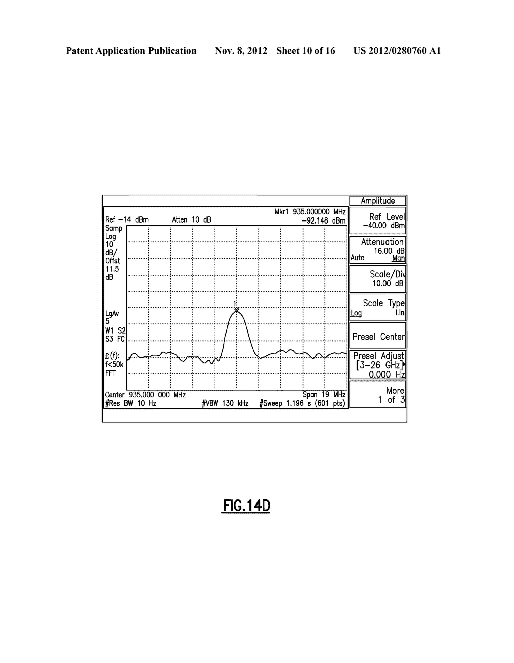 APPARATUS AND METHODS RELATED TO FERRITE BASED CIRCULATORS - diagram, schematic, and image 11