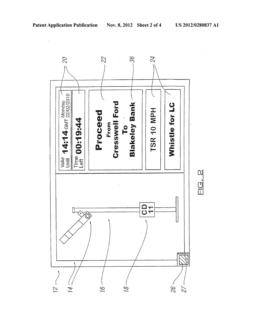 APPARATUS AND METHOD FOR IMPLEMENTING SAFE VISUAL INFORMATION PROVISION - diagram, schematic, and image 03