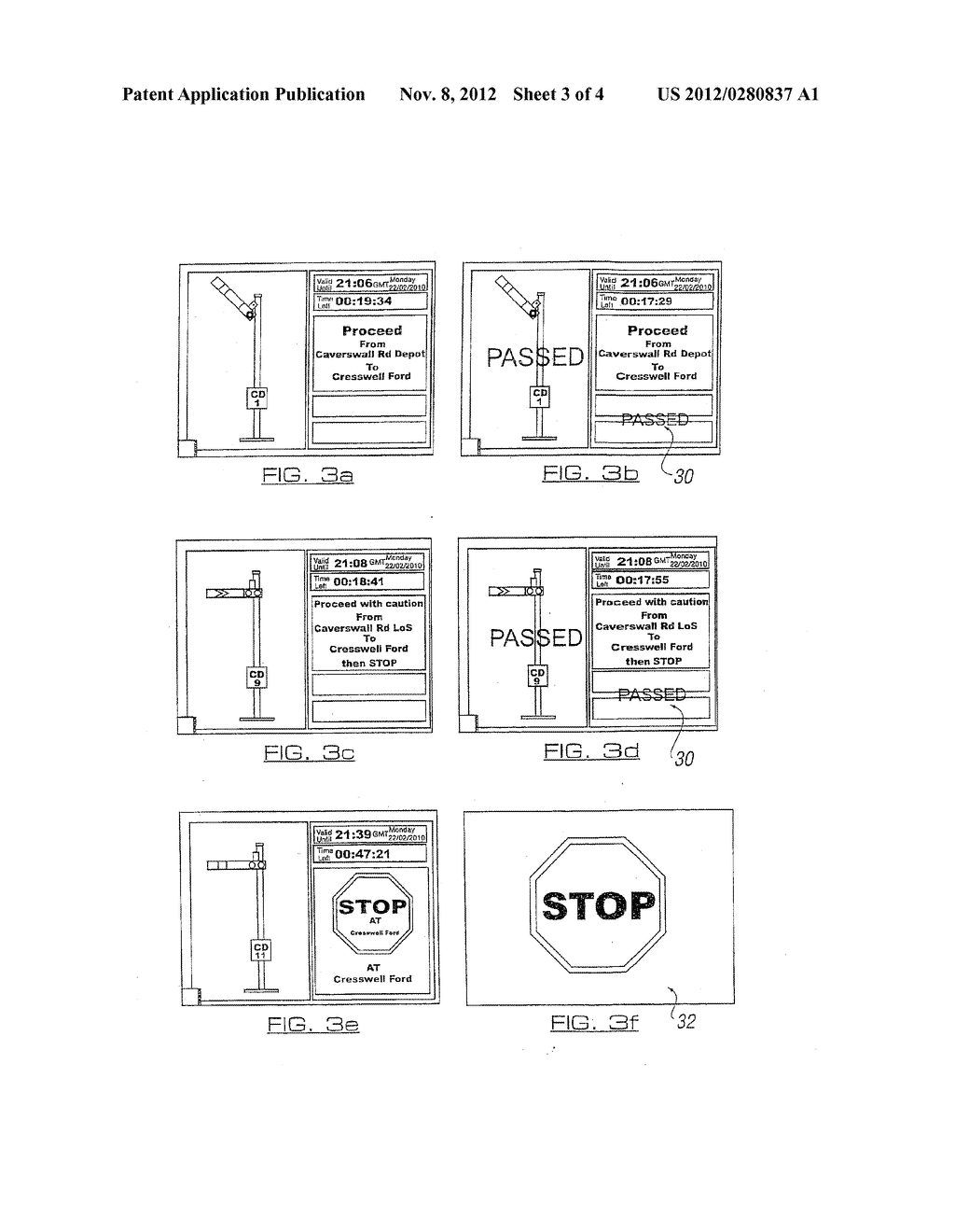 APPARATUS AND METHOD FOR IMPLEMENTING SAFE VISUAL INFORMATION PROVISION - diagram, schematic, and image 04