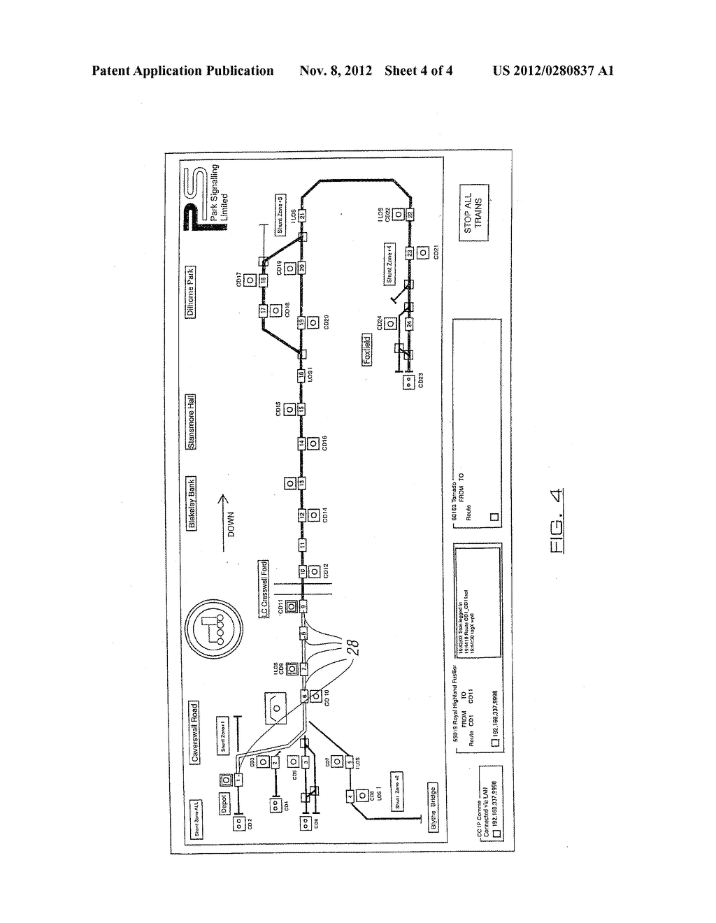 APPARATUS AND METHOD FOR IMPLEMENTING SAFE VISUAL INFORMATION PROVISION - diagram, schematic, and image 05