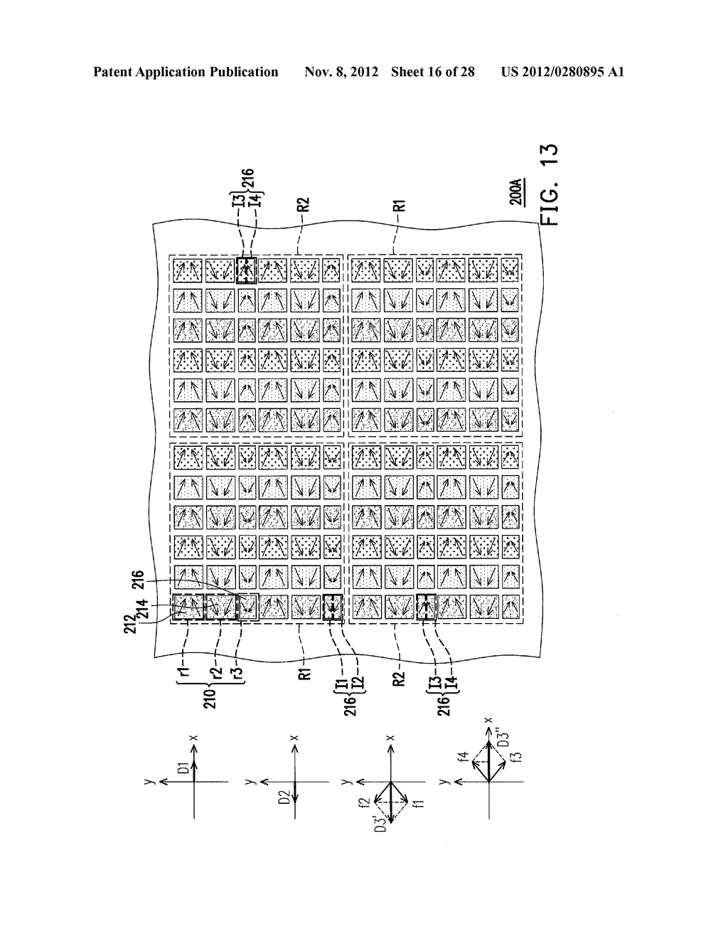 LIQUID CRYSTAL DISPLAY PANEL - diagram, schematic, and image 17