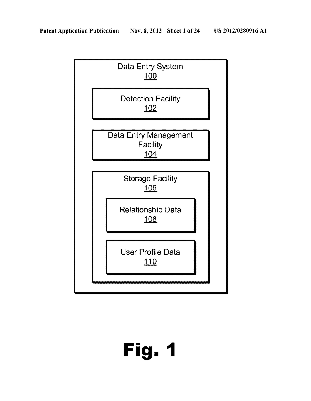 Methods and Systems for Facilitating Data Entry by Way of a Touch Screen - diagram, schematic, and image 02