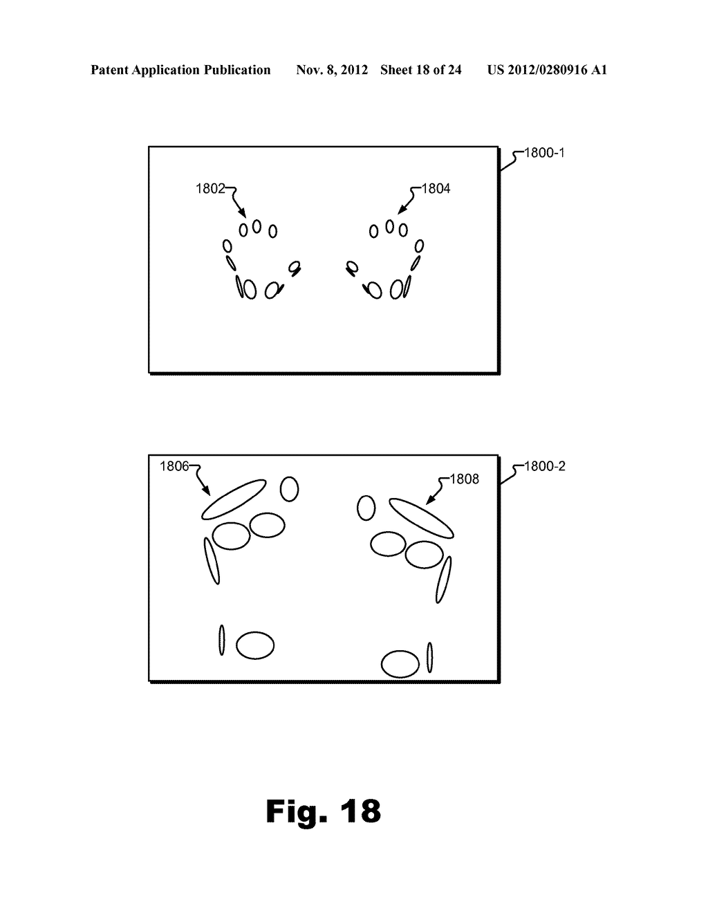 Methods and Systems for Facilitating Data Entry by Way of a Touch Screen - diagram, schematic, and image 19