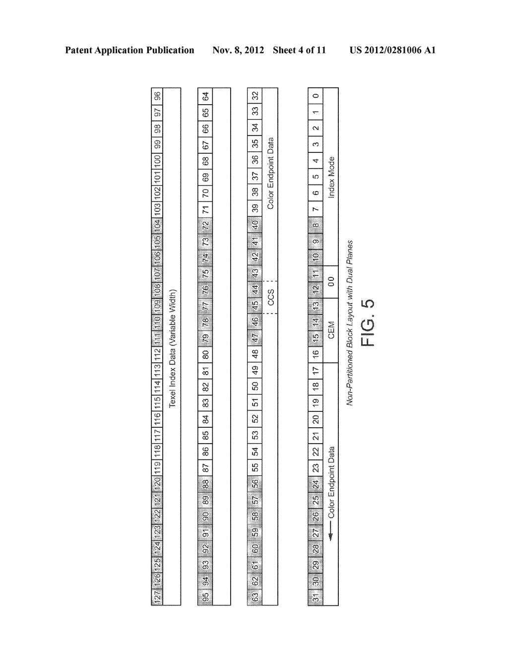 Method Of And Apparatus For Encoding And Decoding Data - diagram, schematic, and image 05