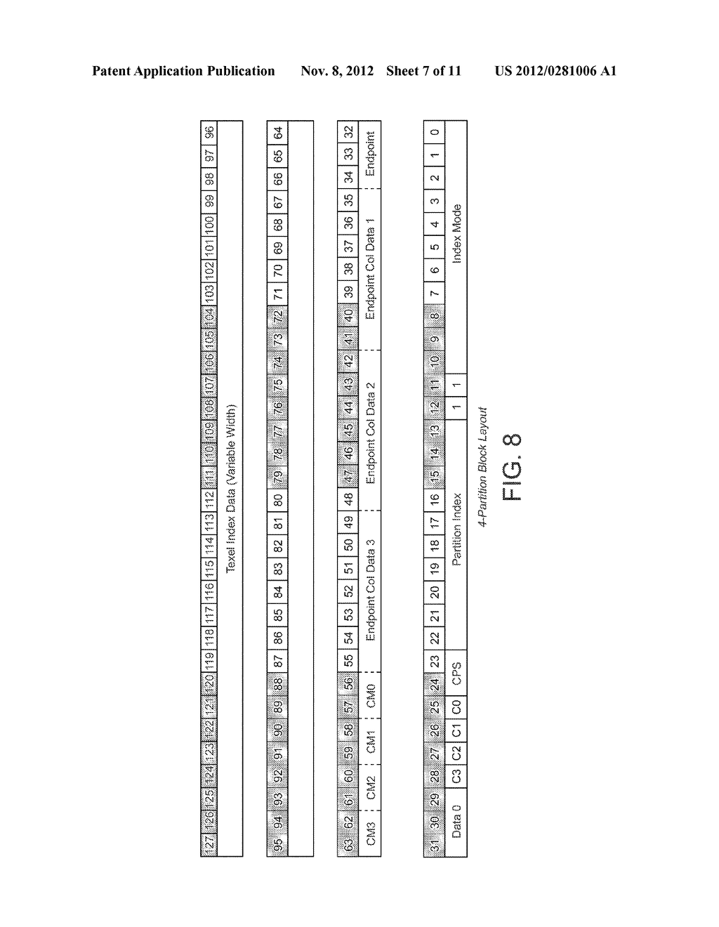 Method Of And Apparatus For Encoding And Decoding Data - diagram, schematic, and image 08
