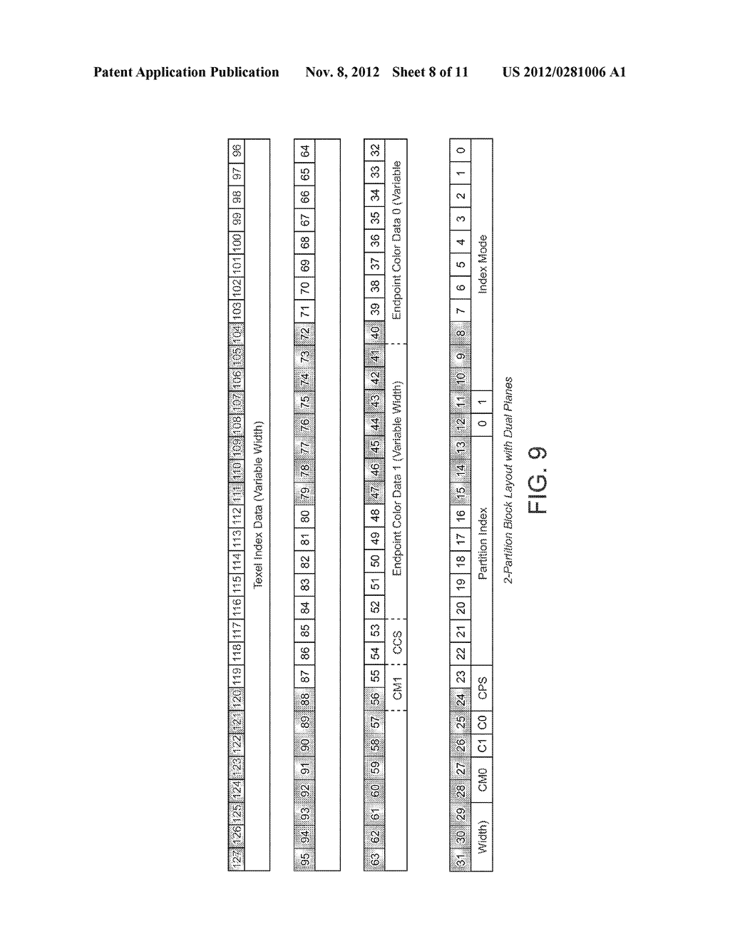 Method Of And Apparatus For Encoding And Decoding Data - diagram, schematic, and image 09