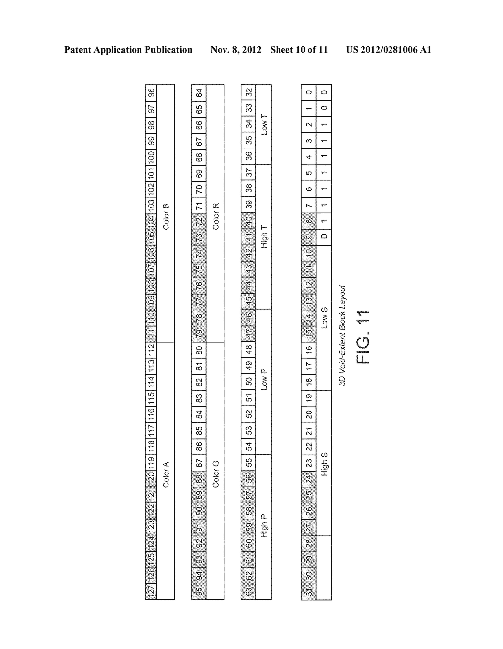 Method Of And Apparatus For Encoding And Decoding Data - diagram, schematic, and image 11