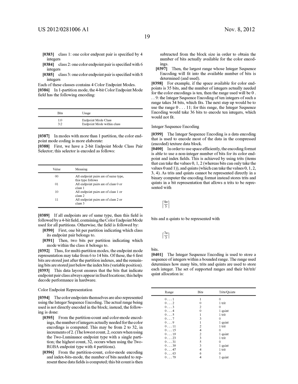 Method Of And Apparatus For Encoding And Decoding Data - diagram, schematic, and image 31