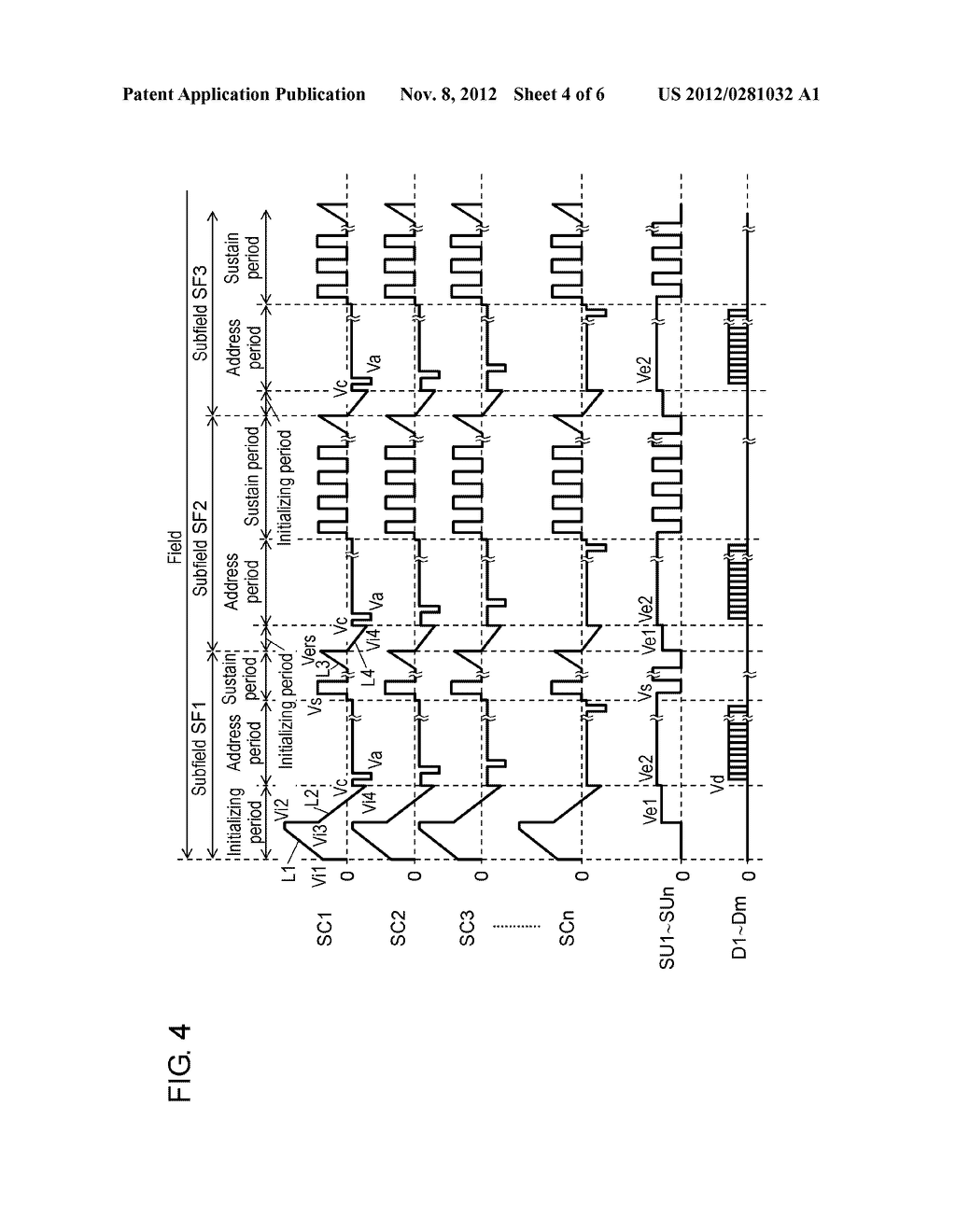 PLASMA DISPLAY DEVICE, PLASMA DISPLAY SYSTEM AND PLASMA DISPLAY PANEL     DRIVING METHOD - diagram, schematic, and image 05