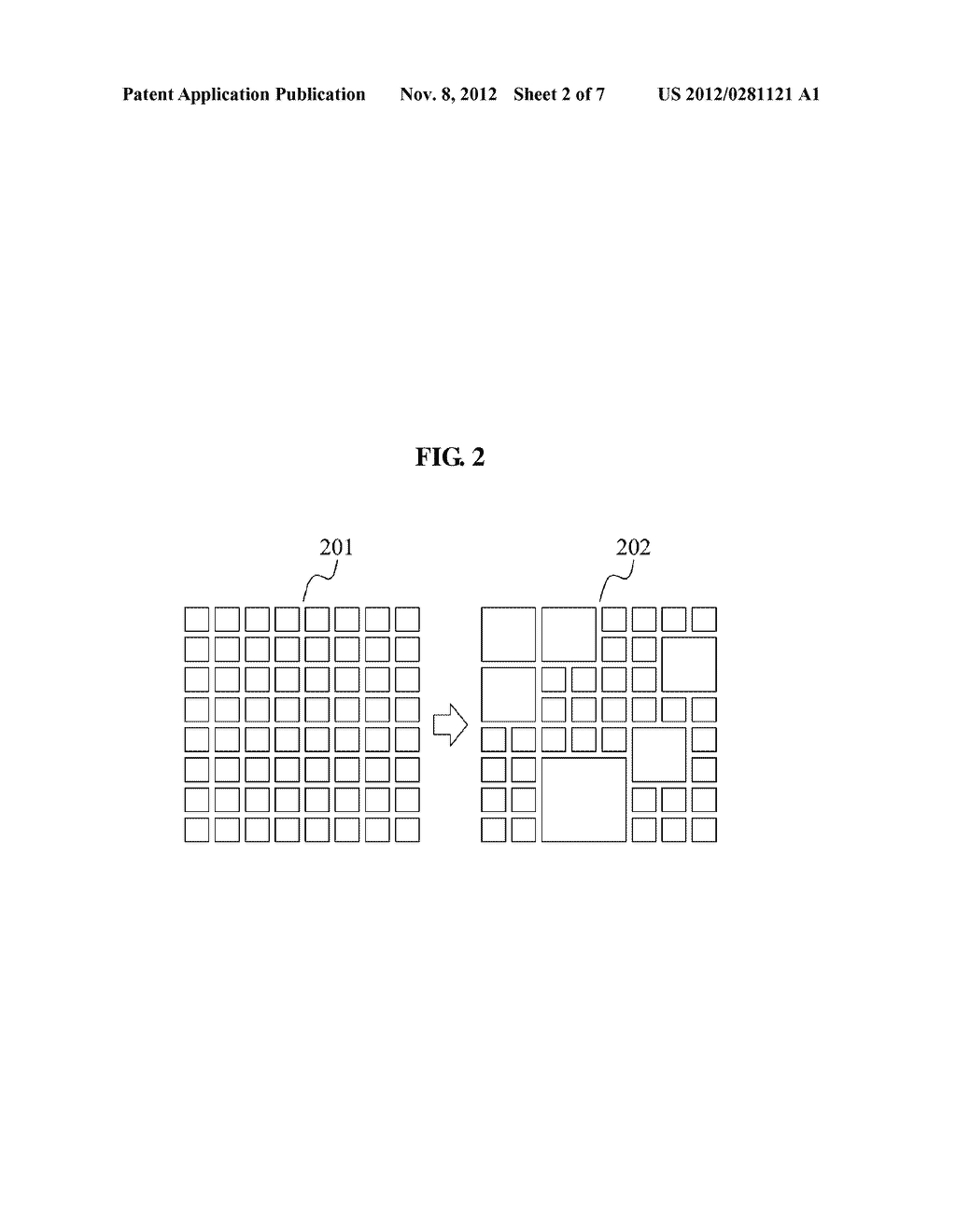 APPARATUS AND METHOD FOR SELECTIVE PIXEL BINNING - diagram, schematic, and image 03