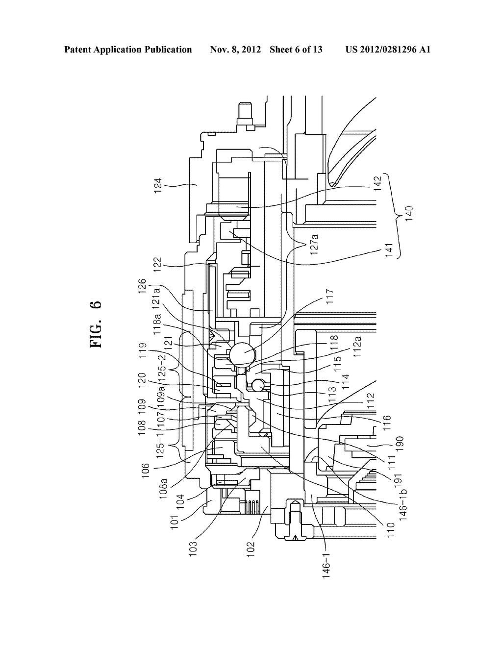 DEVICE FOR TRANSFERRING OPTICAL ELEMENTS - diagram, schematic, and image 07