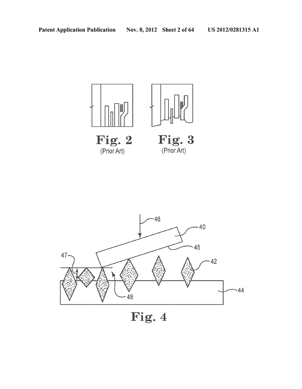 METHOD AND APPARATUS FOR PROCESSING SLIDERS FOR DISK DRIVES, AND TO     VARIOUS PROCESSING MEDIA FOR THE SAME - diagram, schematic, and image 03