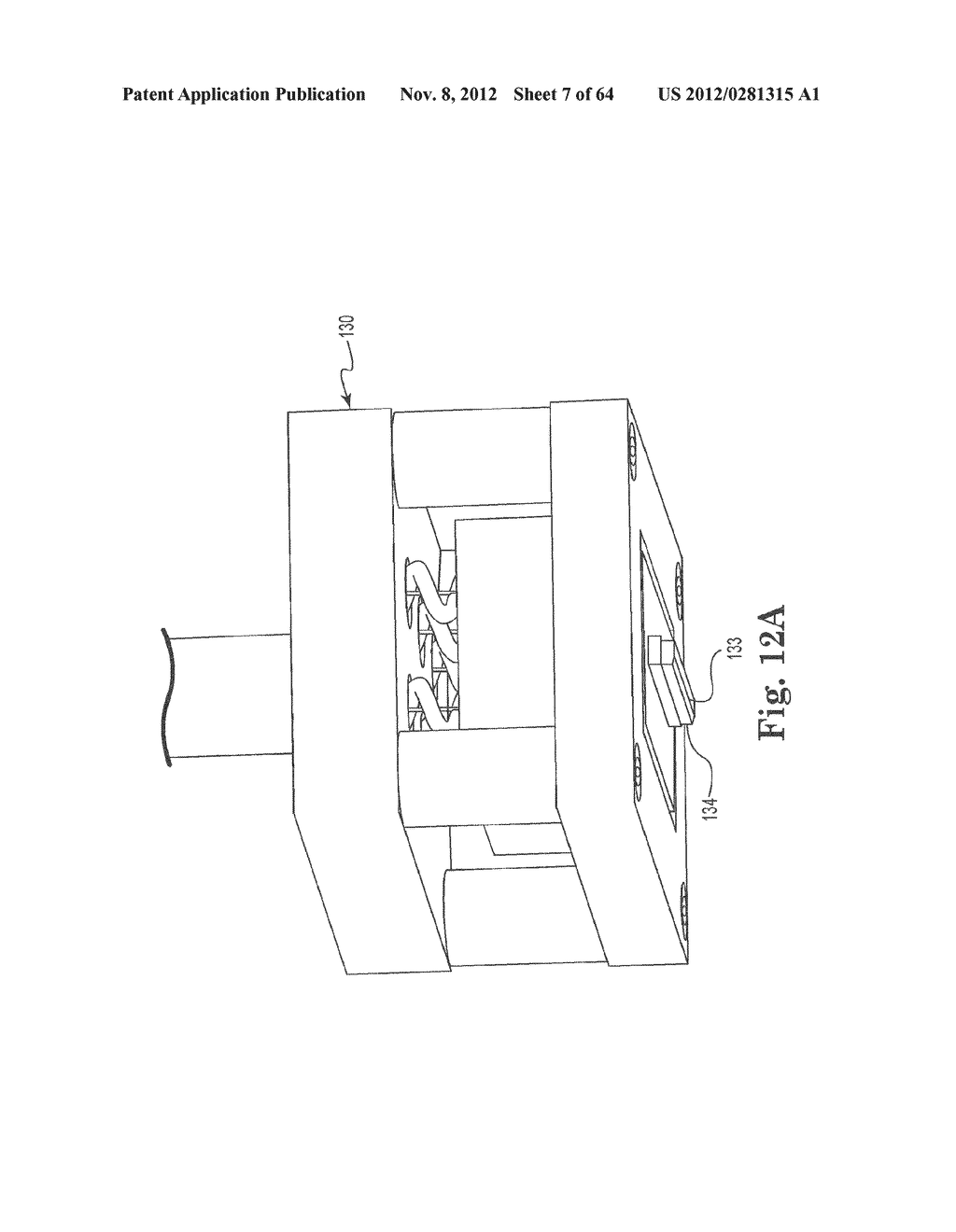 METHOD AND APPARATUS FOR PROCESSING SLIDERS FOR DISK DRIVES, AND TO     VARIOUS PROCESSING MEDIA FOR THE SAME - diagram, schematic, and image 08