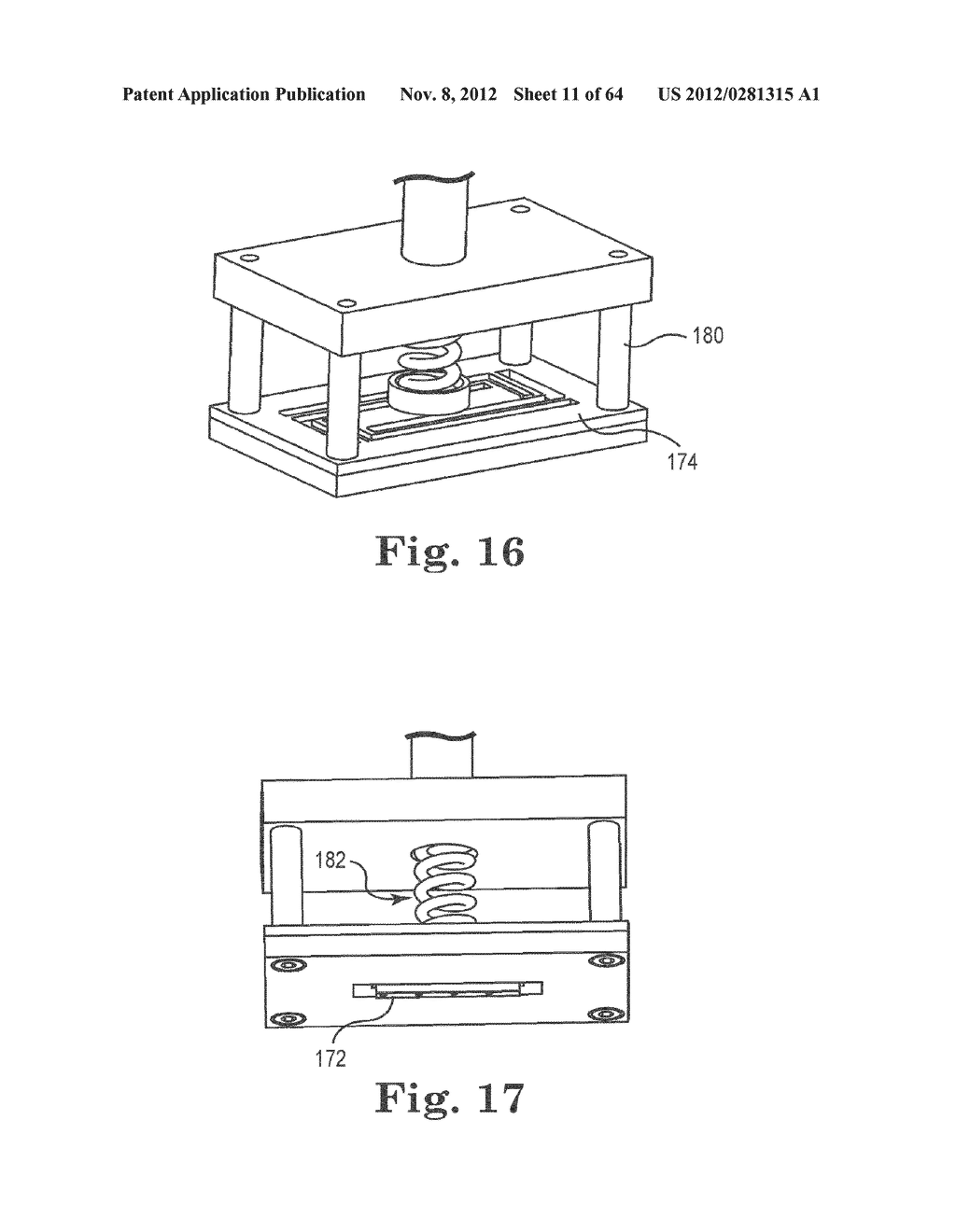 METHOD AND APPARATUS FOR PROCESSING SLIDERS FOR DISK DRIVES, AND TO     VARIOUS PROCESSING MEDIA FOR THE SAME - diagram, schematic, and image 12
