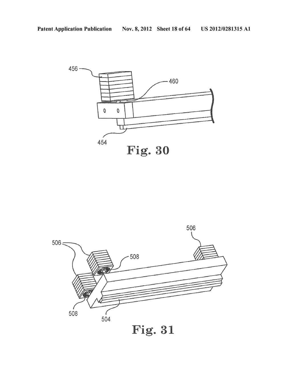 METHOD AND APPARATUS FOR PROCESSING SLIDERS FOR DISK DRIVES, AND TO     VARIOUS PROCESSING MEDIA FOR THE SAME - diagram, schematic, and image 19