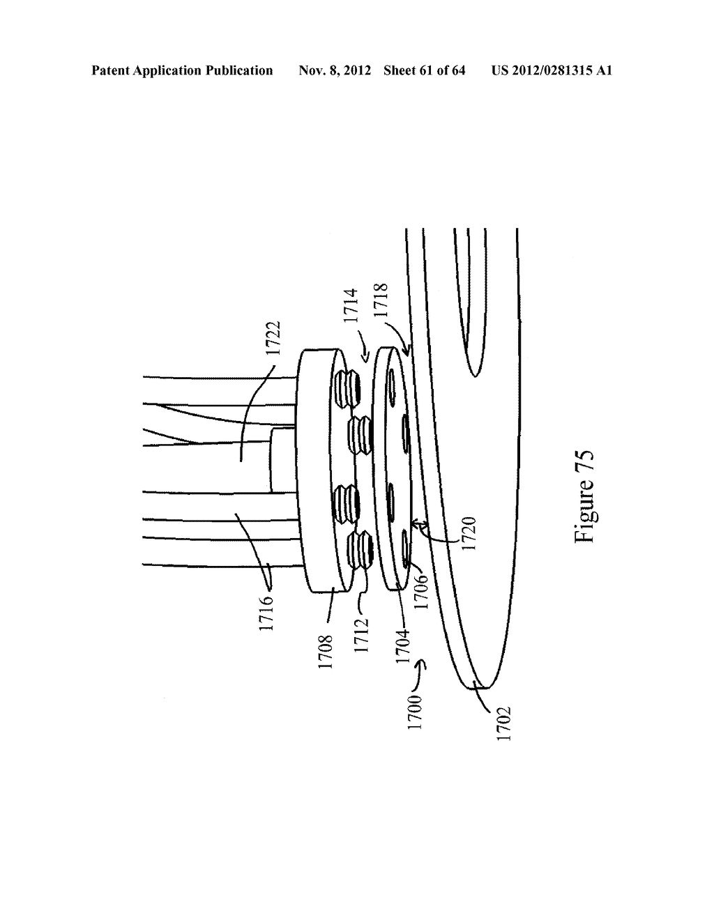 METHOD AND APPARATUS FOR PROCESSING SLIDERS FOR DISK DRIVES, AND TO     VARIOUS PROCESSING MEDIA FOR THE SAME - diagram, schematic, and image 62