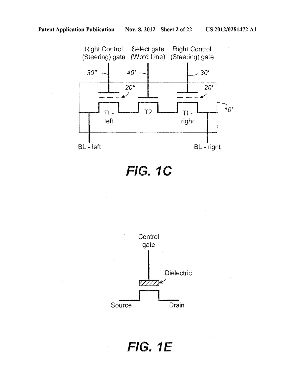Highly Compact Non-Volatile Memory and Method thereof - diagram, schematic, and image 03