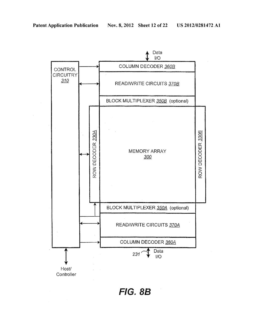 Highly Compact Non-Volatile Memory and Method thereof - diagram, schematic, and image 13