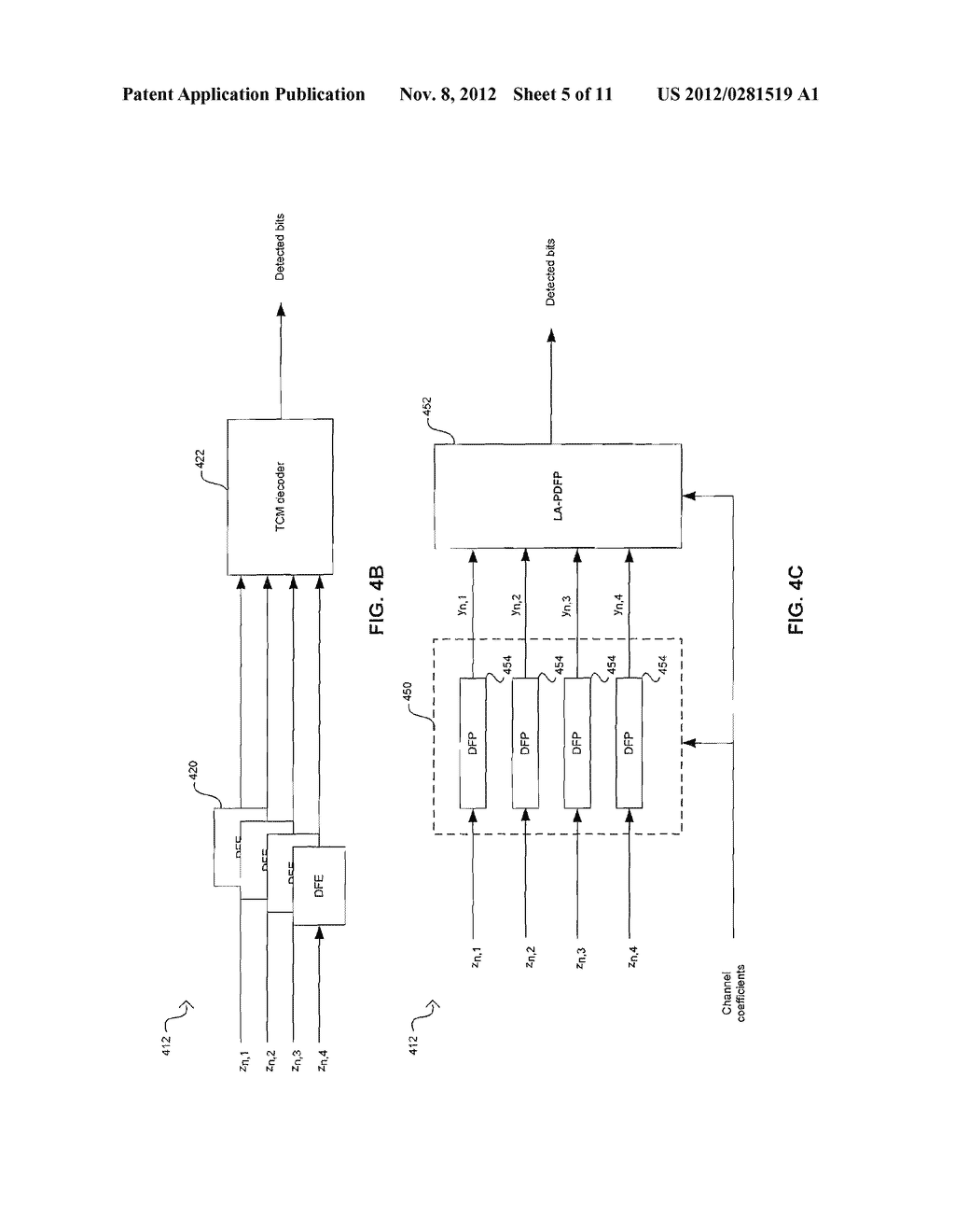 Method and System for Extended Reach Copper Transceiver - diagram, schematic, and image 06