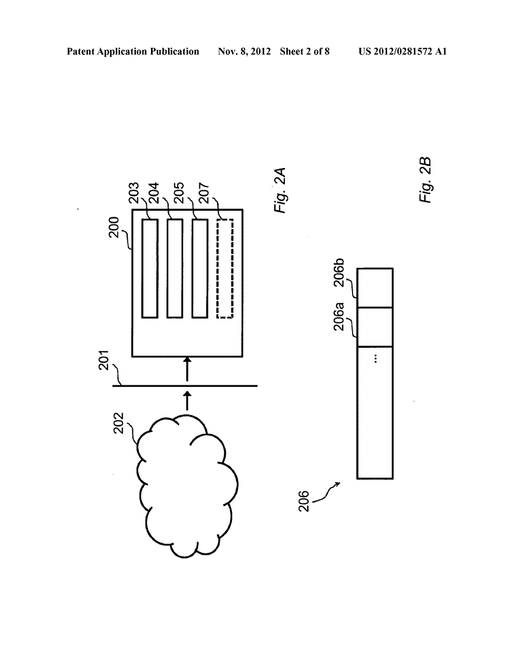 Method And Device For Determining A Jitter Buffer Level - diagram, schematic, and image 03