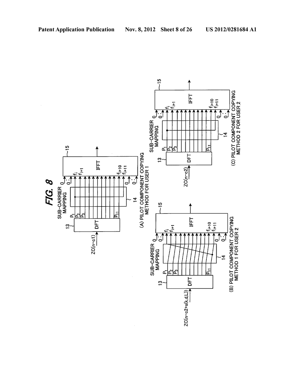 RADIO COMMUNICATION METHOD AND A BASE STATION AND USER TERMINAL THEREOF - diagram, schematic, and image 09
