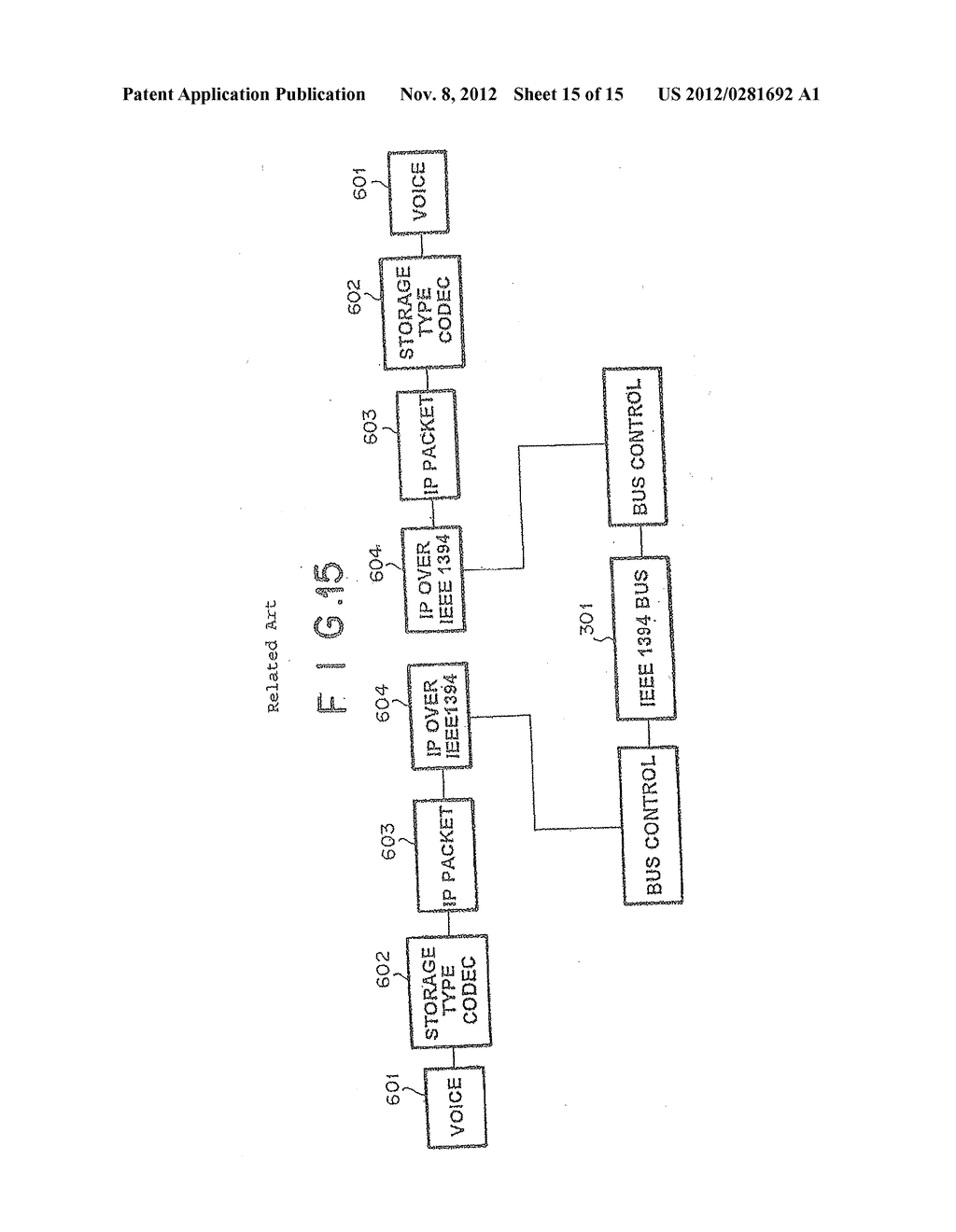 NETWORK SWITCHING SYSTEM WITH ASYNCHRONOUS AND ISOCHRONOUS INTERFACE - diagram, schematic, and image 16