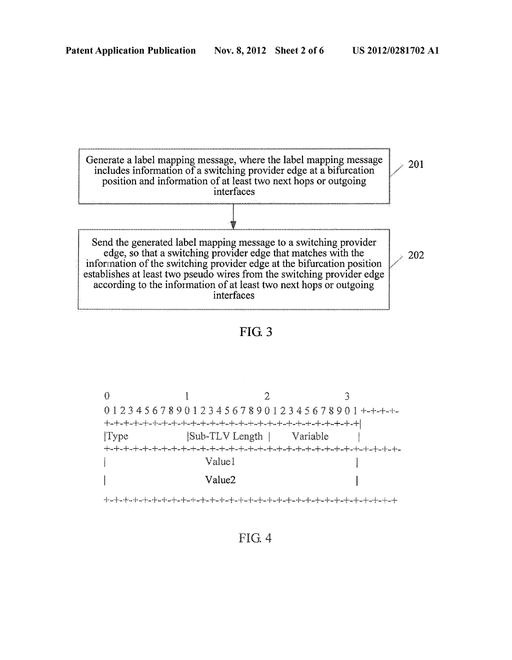 METHOD, SYSTEM, AND DEVICE FOR ESTABLISHING PSEUDO WIRE - diagram, schematic, and image 03