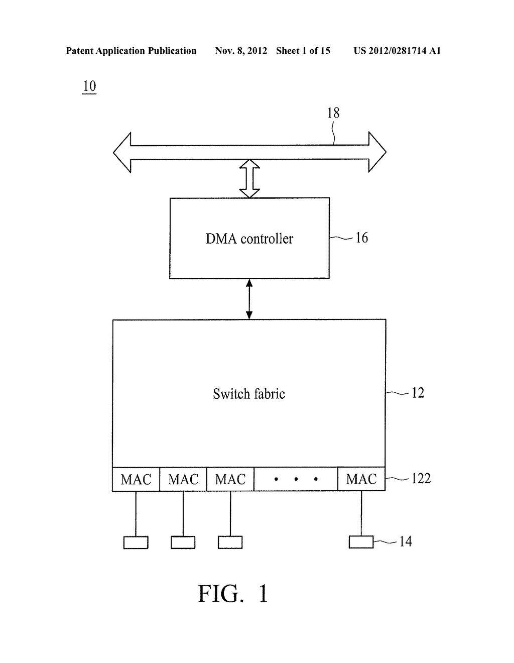 PACKET PROCESSING ACCELERATOR AND METHOD THEREOF - diagram, schematic, and image 02
