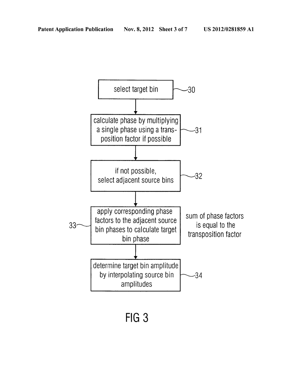 APPARATUS AND METHOD FOR GENERATING A HIGH FREQUENCY AUDIO SIGNAL USING     ADAPTIVE OVERSAMPLING - diagram, schematic, and image 04