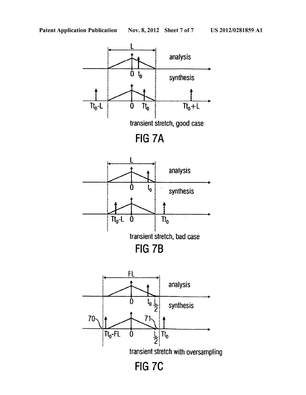 APPARATUS AND METHOD FOR GENERATING A HIGH FREQUENCY AUDIO SIGNAL USING     ADAPTIVE OVERSAMPLING - diagram, schematic, and image 08